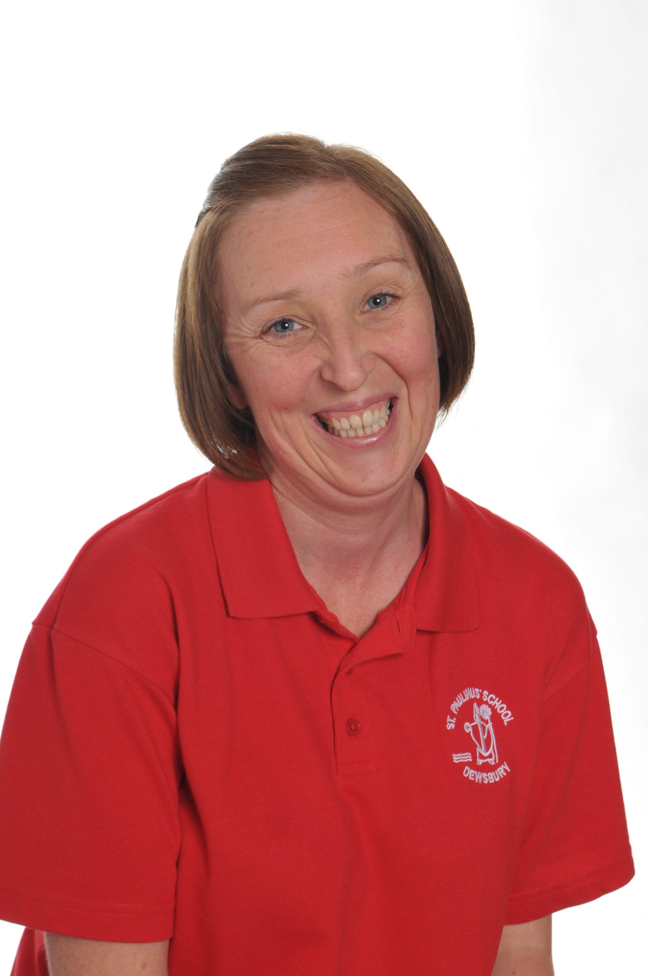 Mrs Pearson